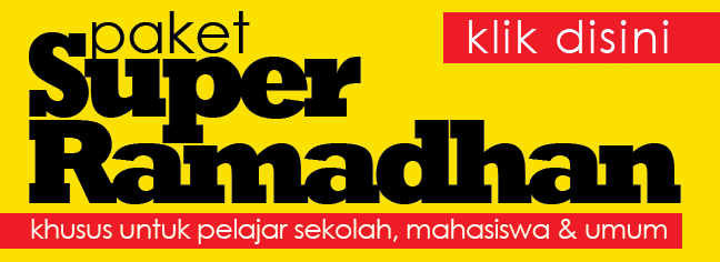 Paket Super Ramadhan