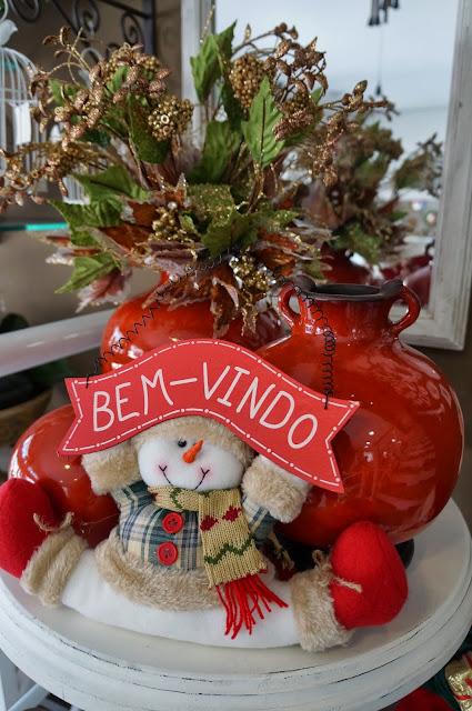 foto 5 - enfeites de Natal - loja Flor de Malagueta - Santos