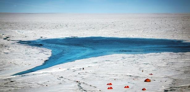 Impacto no clima é tão profundo que podemos anular a próxima era do gelo