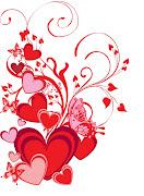 Lindas imagens românticas de amor e corações para decoupagem e outros . (imagens coracoes amor decoupagem)