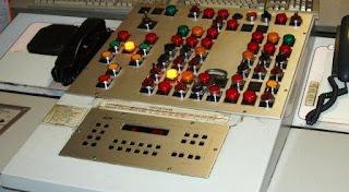 Botonera de Control