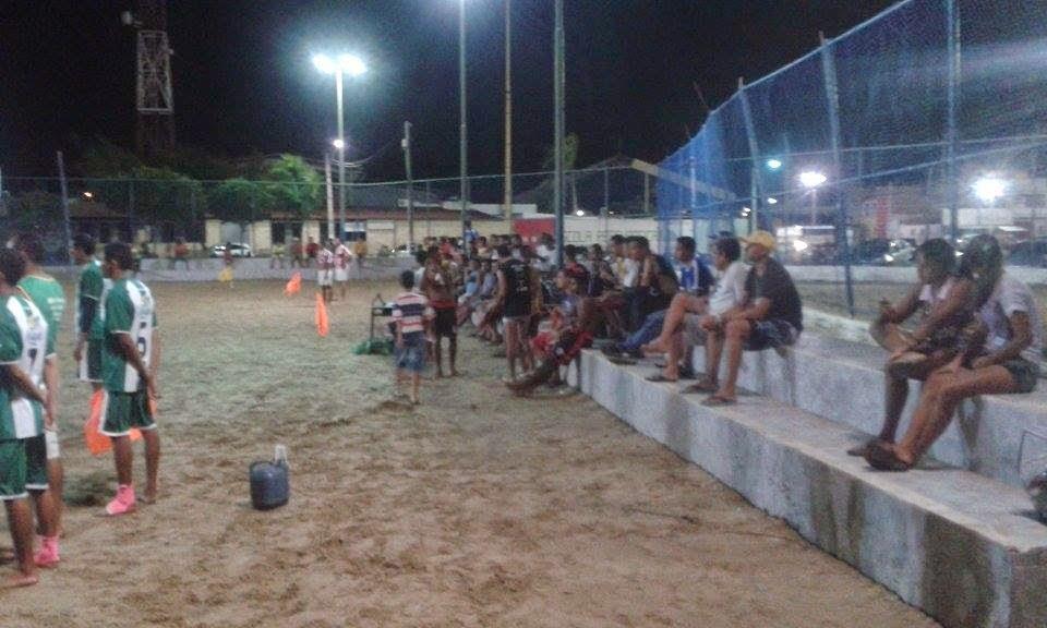 J. Batista Esportes  CAMPEONATO DE BAIRRO  Rodada com muitos gols e ... 06a44bc85a146