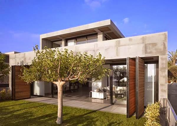Model Rumah Minimalis Sederhana3