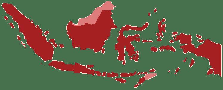 Dapat di Order dari Seluruh Wilayah Indonesia