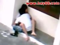 Clip sex sinh viên làm tình ngay góc sân | hay88.com