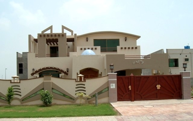 Beautiful houses in bahria town lahore a blog about Beautiful homes in pakistan