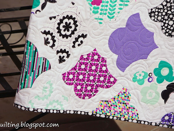 Geometric Bliss Quilt