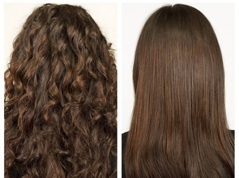About keratin hair straightening treatment hair dazzle salon spa - Salon straightening treatments ...