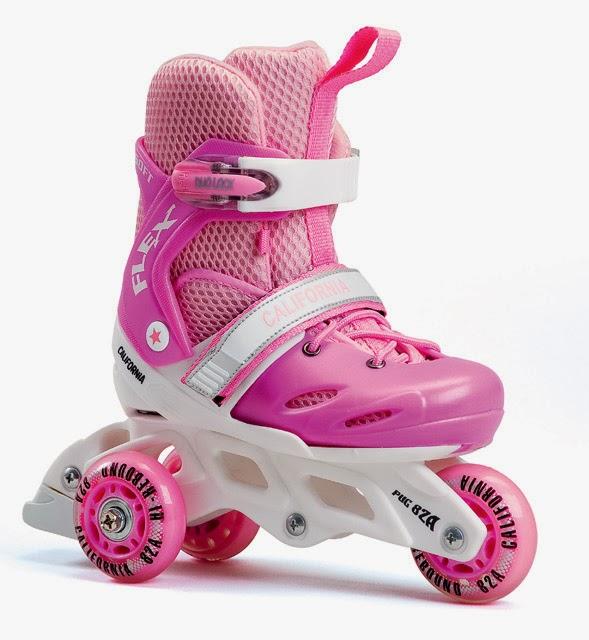 Coolgirl rulleskøjter