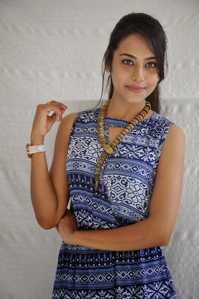Khenisha Chandran at Jaganatakam press meet-HQ-Photo-8
