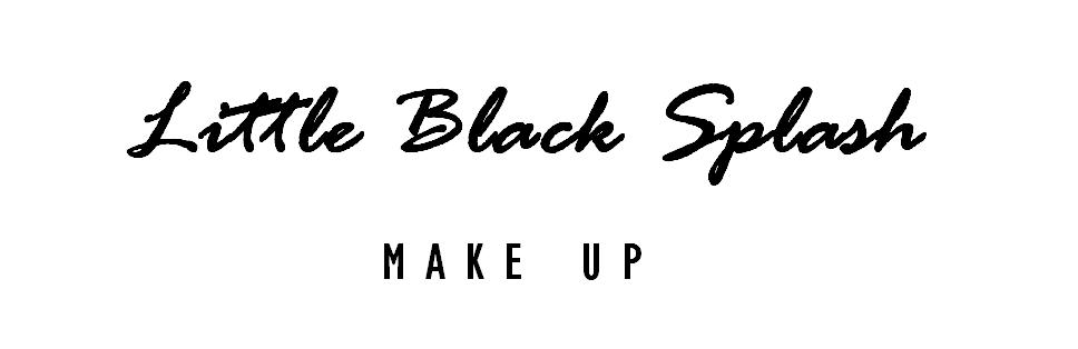 Little Black Splash  MAKE UP