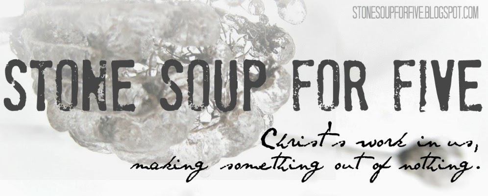 Stone Soup for Five