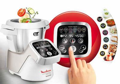 Il moulinex cuisine companion ricetta ed ingredienti dei for Moulinex companion prezzo