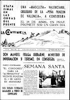 La Centinela. Marzo 1965