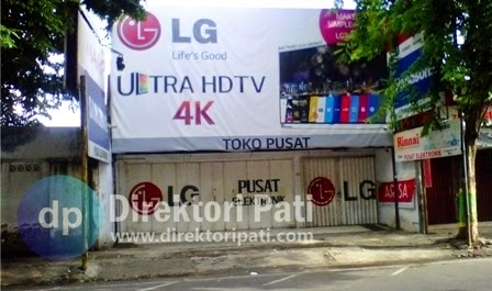 Info Lengkap Toko pusat elektronik Pati