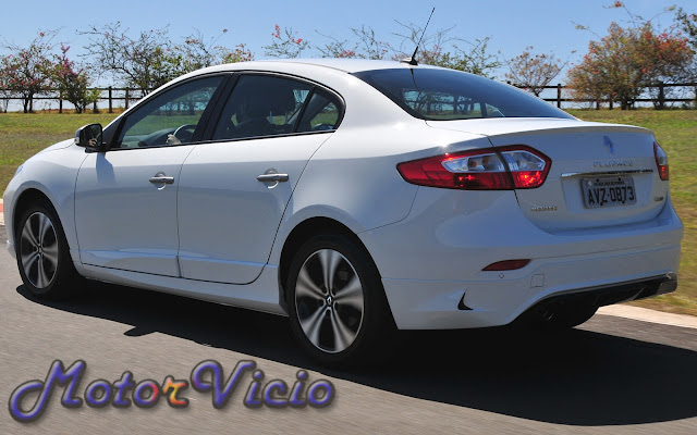Renault Fluence GT Turbo branco