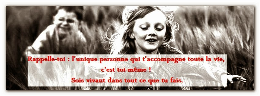 Jolie citation pour statut facebook
