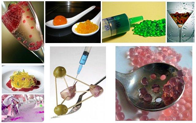 Fais pas ci fais cela des prouvettes dans la cuisine - Comment faire de la cuisine moleculaire ...