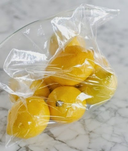 كيفية الحفاظ على الليمون في الثلاجة طازجا