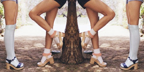 socks street style