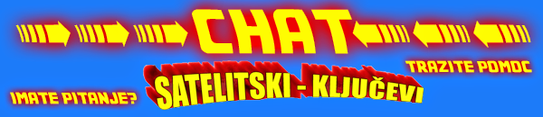 Chat Satelitski-Kljucevi