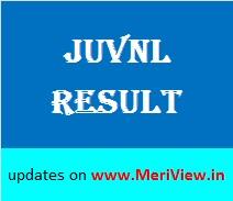 JUVNL JE AE SBI Lineman result merit