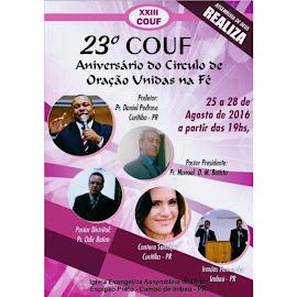 27,28| Agosto| Imbaú| PR