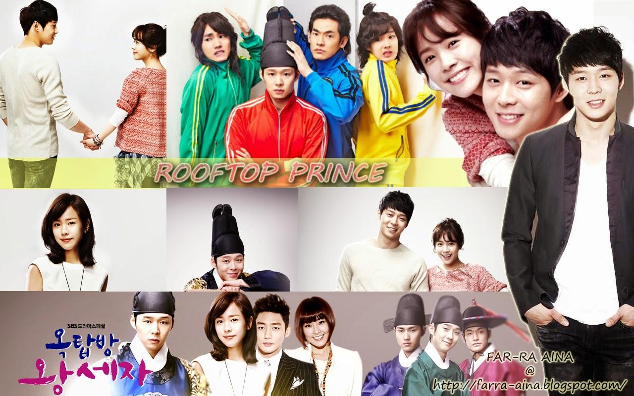 12 Drama Korea Kesukaanku