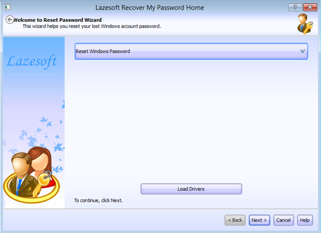 Lazesoft Recovery Suite Live CD