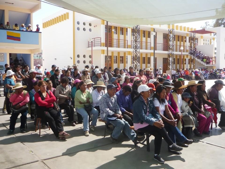 PARTICIPACIÓN DE PADRES DE FAMILIA
