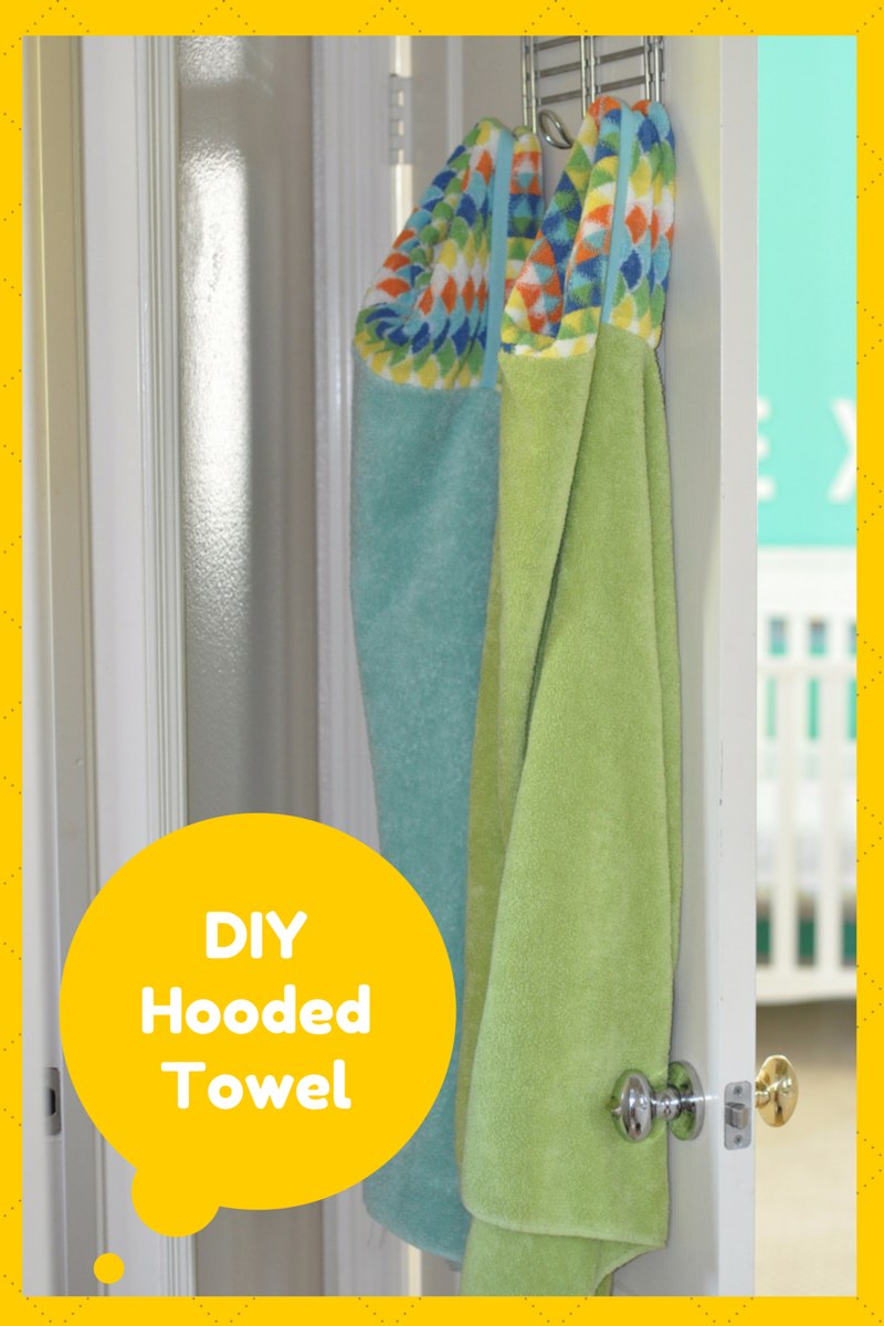 Hooded Towel!