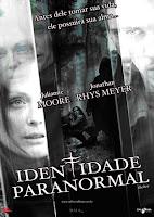 Filme Identidade Paranormal 3gp para Celular