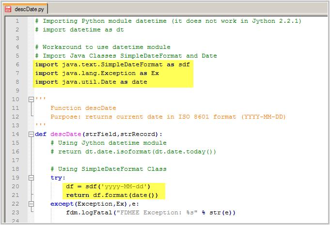 Java current date