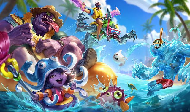Havuz Partisi Lulu