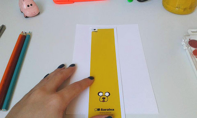DIY: Marcadores de Texto Bichinhos