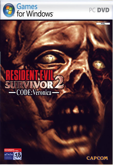Resident Evil Survivor 2 Code Verónica PC Full
