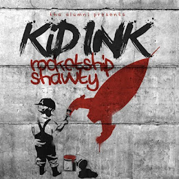 "KID INK ""ROCKETSHIPSHAWTY"" MIXTAPE"