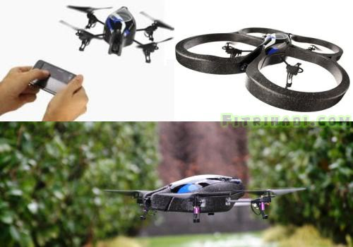quadricopter apple photo