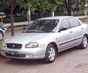 Daftar harga mobil bekas baleno