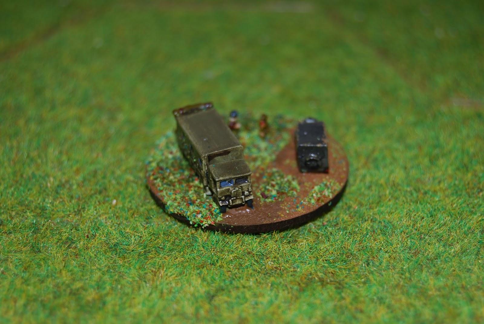 Sediment S Wargame Blog Monty S Caravan In 6mm