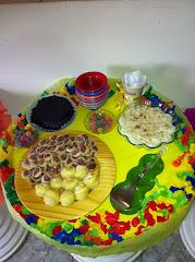 Festinha em Casa