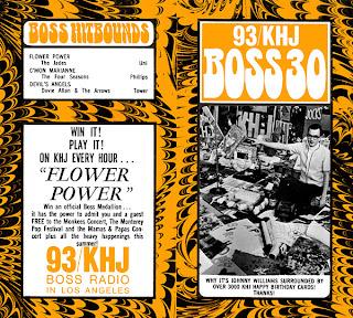 KHJ Boss 30 No. 99 - Johnny Williams