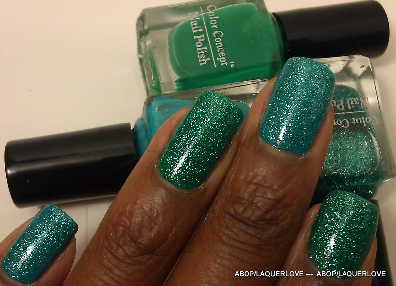 ANOTHER Bottle of Polish?!: Color Concept nail polish set from dds ...
