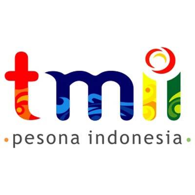 Logo Vector TMII CDR Coreldraw, Logo Vector TMII, Logo vektor TMII CDR Coreldraw