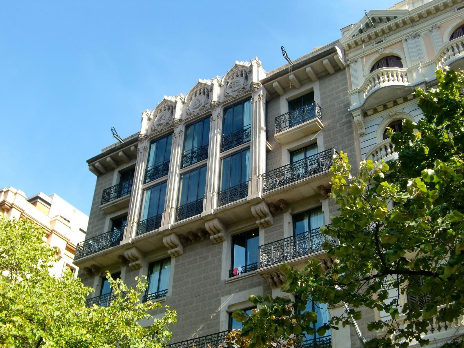 Todoreh a la descoberta d 39 una arquitectura ecl ctica for Arquitectura eclectica
