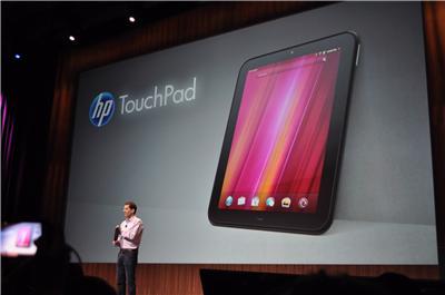 HP: Touchpad Akan Lebih Baik dari iPad
