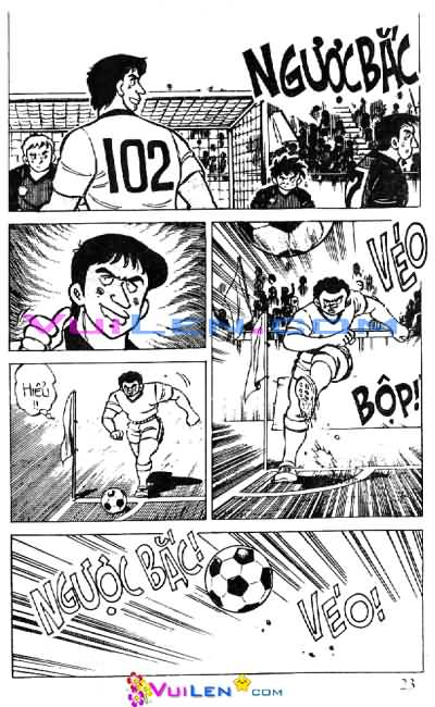 Jindodinho - Đường Dẫn Đến Khung Thành III Tập 27 page 23 Congtruyen24h