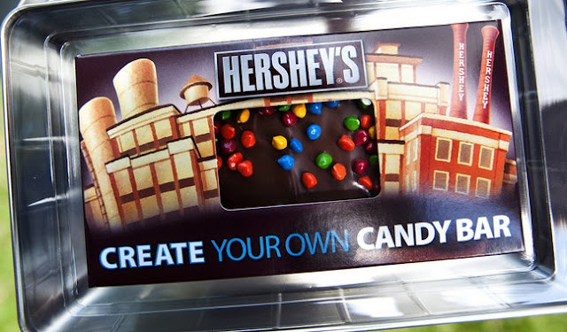 Hershey's chocolate, Create Your Own Candy Bar