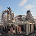 Six Flags New England: Novas imagens da construção da Wicked Cyclone