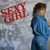 Sabrina - Sexy Girl (Remix) (Vinyl,12\'\') (1987)